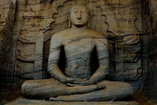 Das Bild des Buddha, Klassen 7-10