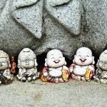 Buddhismus und Glück, Oberstufe