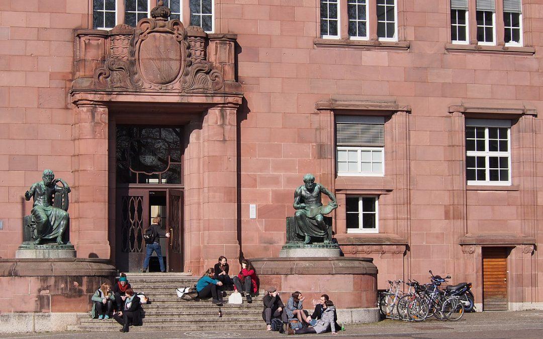 Thüringer Modellprojekt 'Achtsame Hochschulen in der digitalen Gesellschaft' , Hochschule